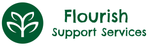Flourish Support Services Logo